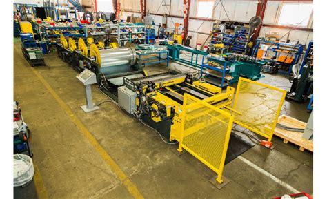Sheet metal machinery purchases quickly reap benefits