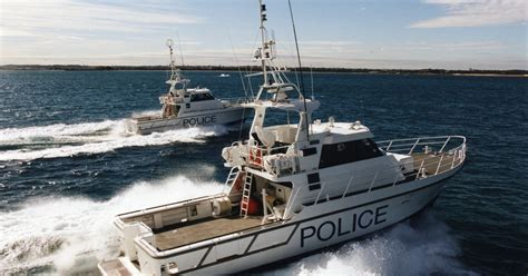 New South Wales Water Police 16m (2000) | Austal: Corporate