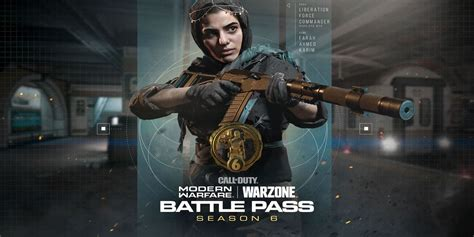 Call of Duty: Warzone Season 6 Battle Pass Gets Action