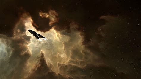EVE Online, Space, Spaceship, Amarr Wallpapers HD