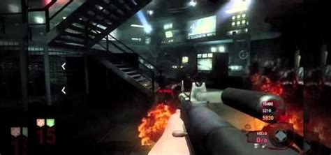 How to Easily reach level 21 on the map Five in Black Ops