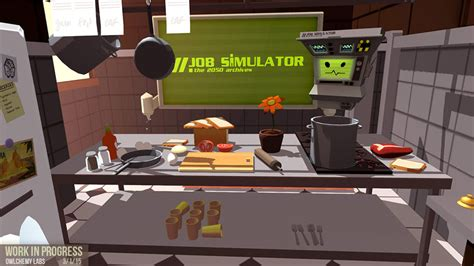 First SteamVR game reveal is Job Simulator - VG247
