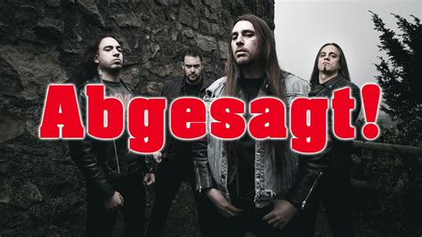 ABGESAGT! Suicidal Angels «Years Of Aggression»: Tour 2020