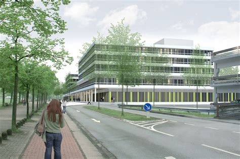 Campus Bielefeld: New Replacement Building and Canteen