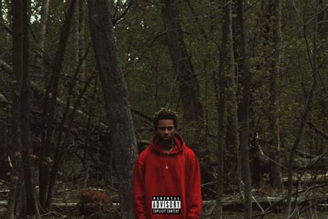 Listen to Night Lovell's New Album 'Red Teenage Melody
