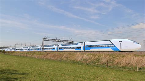 Aeroliner3000 – train concept by DLR and Andreas Vogler