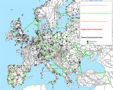 OliNo » Blog Archive » Realtime electricity production in