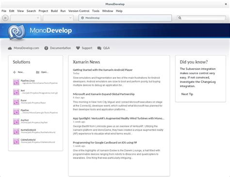 MonoDevelop: App Reviews, Features, Pricing & Download