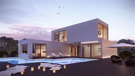 Free Images : architecture, villa, building, pool, italy