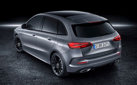 2019 Mercedes-Benz B-Class AMG Line - Wallpapers and HD