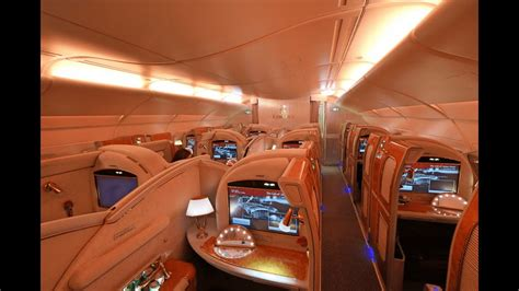 First Class Emirates Airline A380 Trip Report: New York