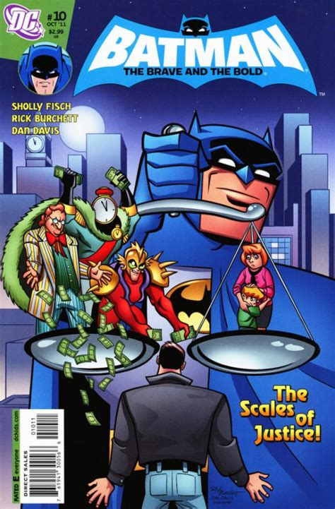 All-New Batman: The Brave and the Bold Vol 1 10   DC