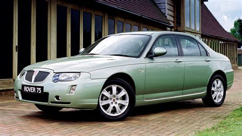 2004 Rover 75 - Wallpapers and HD Images | Car Pixel