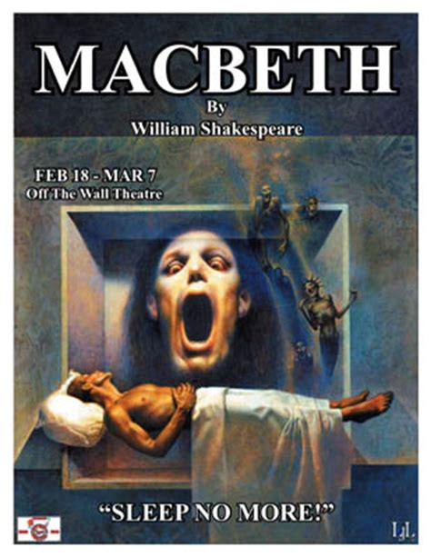 Macbeth Greed And Ambition Quotes