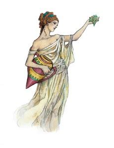 Hestia, the Goddess of the Home, Hearth and Architecture