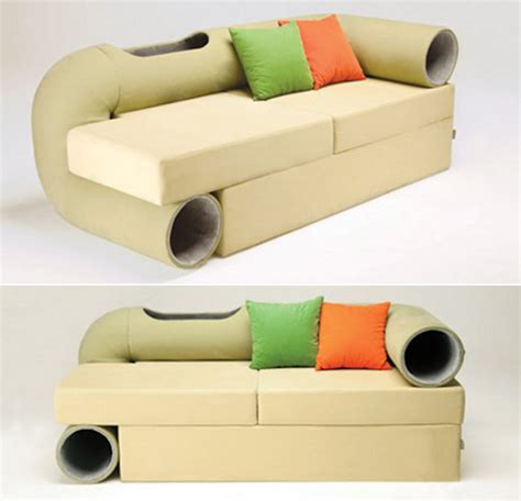 Cat Tunnel Couch | GadgetKing