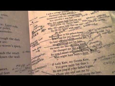 Cousin Kate, by Christina Rossetti - YouTube