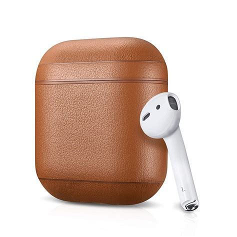 Leather Apple AirPods Case | GadgetKing
