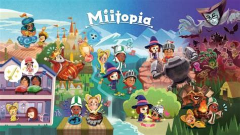 Miitopia Demo is now available for download on e-Shop