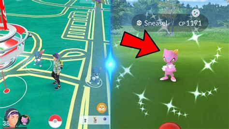 THE BEST SHINY SNEASEL NESTS IN POKEMON GO! Find Shiny