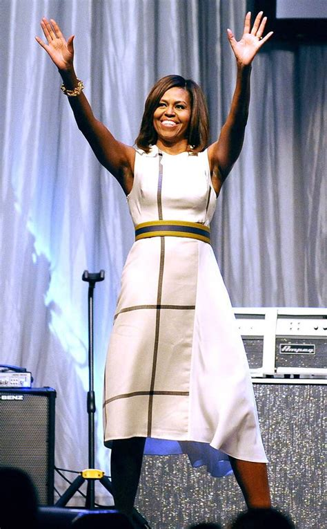 Michelle Obama from The Big Picture: Today's Hot Photos