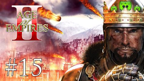 Age of Empires 2 # 15 - Brammen gibt Gas «» Let's Play Age