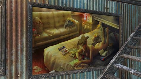 New Paintings for Player Home - Fallout 4 / FO4 mods