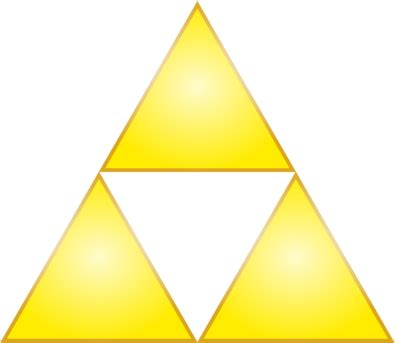 symbols - How to typeset Triforce? - TeX - LaTeX Stack
