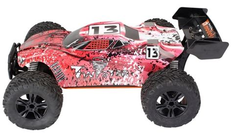 DF-Models Twister brushless 4WDTruggy 2
