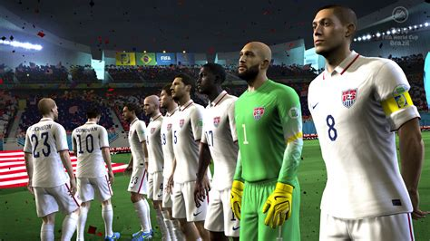 '2014 FIFA World Cup Brazil' Video Game Release Date