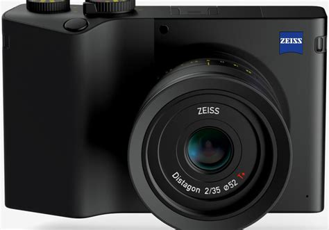 Zeiss' first full-frame, fixed-lens camera comes with