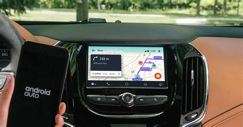 Google launched Waze App for Android Auto - GoAndroid