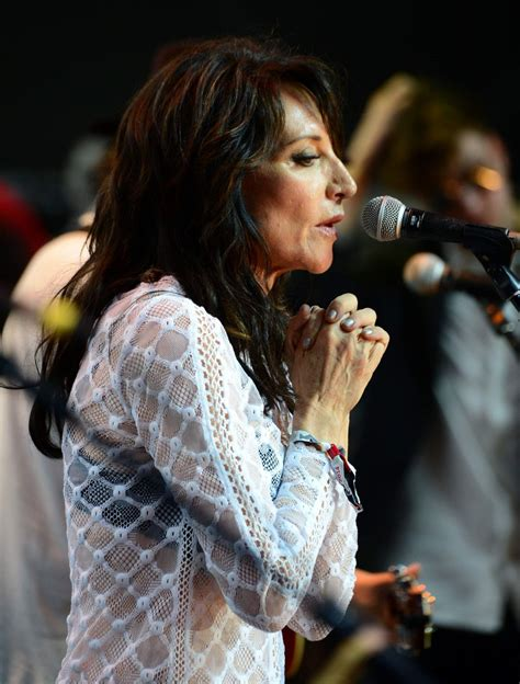 KATEY SAGAL at 2014 Stagecoach Festival in Indio - HawtCelebs