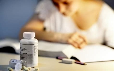 'Smart Drug' Being Taken By Uni Students Actually Boosting