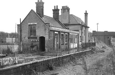 Disused Stations: Braughing Station