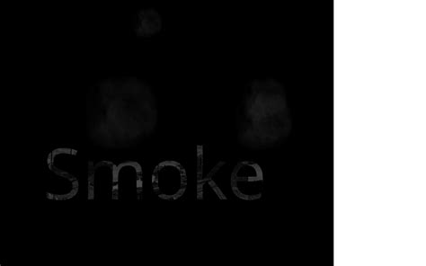 Smoke Effects in CSS and JavaScript - Codepad
