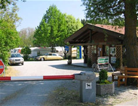 Campingplatz Utting Camping am Ammersee in Utting
