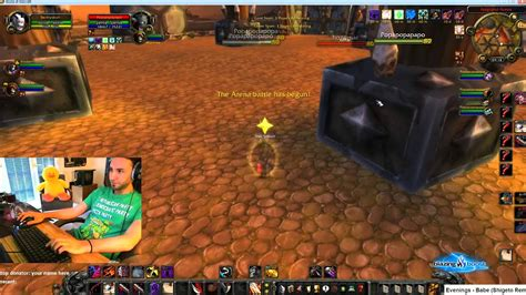 Reckful - RMP on rogue - playing with Fnoberz and Marm on