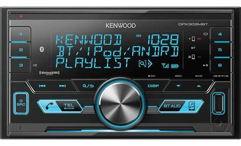 Kenwood DPX303MBT Digital media receiver (does not play