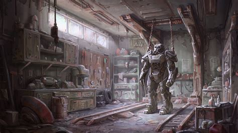 Fallout 4 Armour Wallpapers | HD Wallpapers | ID #14864
