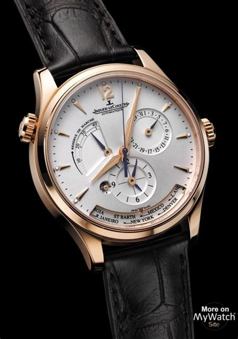 Watch Jaeger-LeCoultre Master Geographic | Master Control