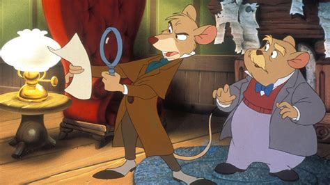 Basil The Great Mouse Detective Review   Movies4Kids
