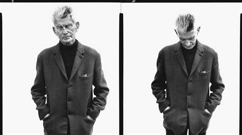 A Reluctant Subject: Portraits of Samuel Beckett | The New