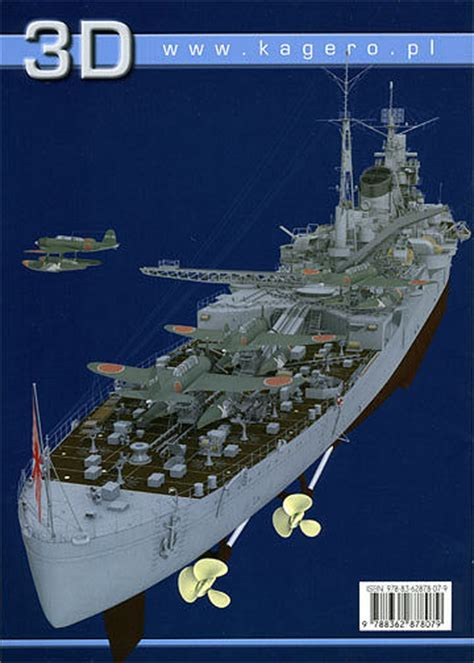 Review: IJN Heavy Cruiser Tone in 3D Drawings   IPMS/USA