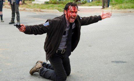 The Walking Dead: The transformation of Rick Grimes | The