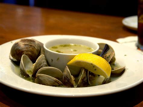 Steamed clams - Wikipedia