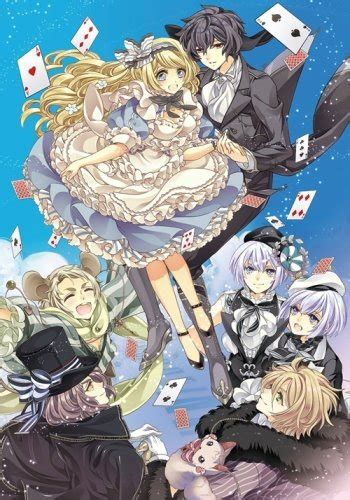 Trick or Alice | Anime-Planet