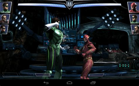 Injustice: Gods Among Us - Androidmag