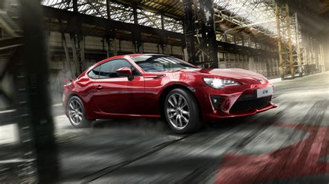 This is the new Toyota GT86   Top Gear