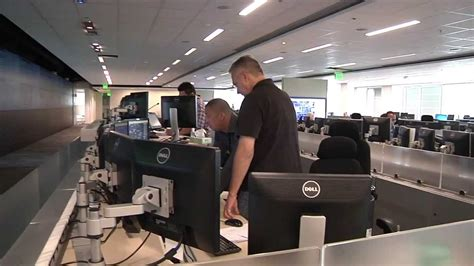 PG&E Opens State-of-the-Art Gas Control Center in San